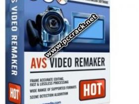 AVS Video ReMaker 6.2.2破解版