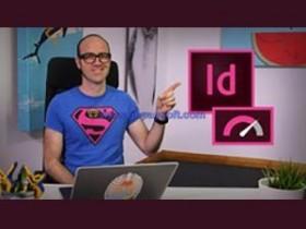 Udemy – Adobe InDesign CC – Advanced Training 2018-1视频教程