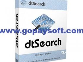 DtSearch Desktop / Engine 7.93破解版