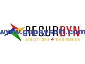 FunctionBay RecurDyn V9R2 v9.2破解版