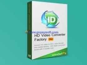 WonderFox高清视频转换器工厂专业版16.0+便携式