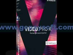 MAGIX Video Pro X10 v16.0.2破解版