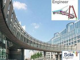 Nemetschek SCIA Engineer 2018 v18.1破解版