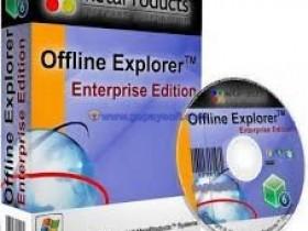 Offline Explorer Enterprise 7.4.4610 + Portable
