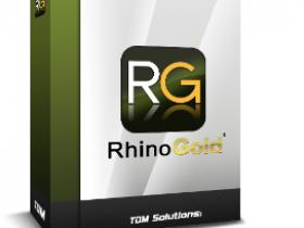 TDM Solutions (Gemvision) RhinoGold 6.6.1破解版
