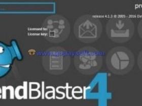 SendBlaster Pro Edition 4.1.13破解版