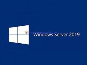 Microsoft Windows Server 2019 Re-Release Volume VLSC / Version 1809