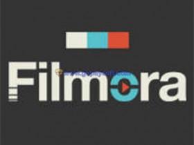 Wondershare Filmora 8.7.0.2 for Windows / 8.6.2 macOS