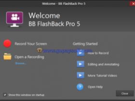 BB FlashBack Pro 5.31.0.4361