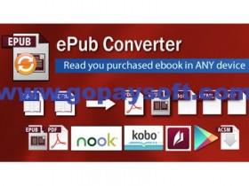 ePub Converter 3.19中文破解版
