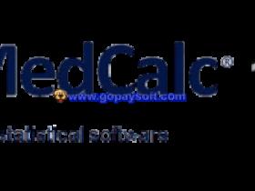 MedCalc 18.9.1简体中文破解版