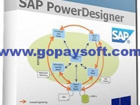 SAP PowerDesigner 16.6.6.4 SP06破解版