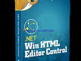 Spicelogic .NET WinForms HTML Editor Control 7.4.11.0破解版