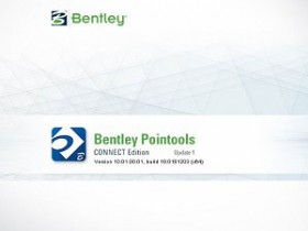 Bentley Pointools Connect Edition 10.01破解版