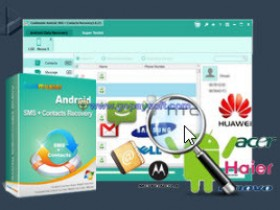 Coolmuster Android SMS + Contacts Recovery 4.3.9破解版