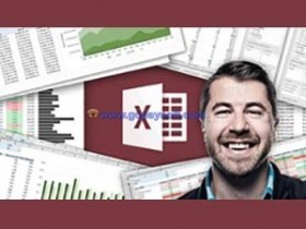 Udemy – Microsoft Excel – Data Analysis with Excel Pivot Tables 2017-7视频教程