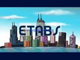 Udemy – ETABS Advanced Course Modeling and Design of Tall Buildings 2018-5视频教程