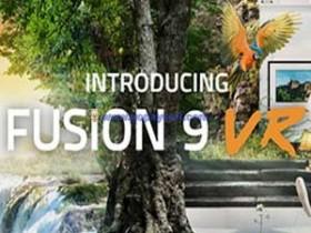 Blackmagic Fusion Studio 9.0.2 Windows破解版