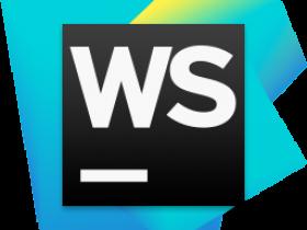 JetBrains WebStorm 2019.1破解版