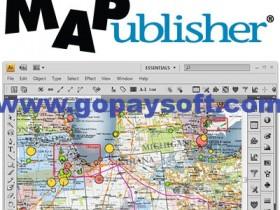Avenza MAPublisher for Adobe Illustrator 10.3破解版