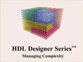Mentor Graphics HDL Designer Series (HDS) 2018.2 破解版