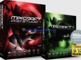 Acoustica Mixcraft Pro Studio 8.1破解版