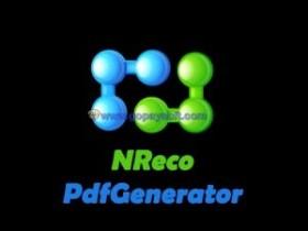 NReco PdfGenerator 1.1.15破解版