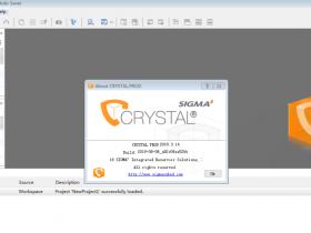 CRYSTAL 2018.3地震反演及地质建模软件破解版