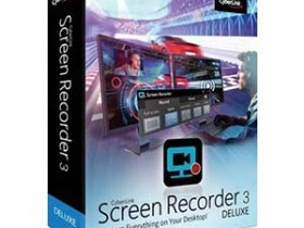 CyberLink Screen Recorder Deluxe 4破解版