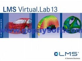 Siemens LMS Virtual.Lab 13.10破解版