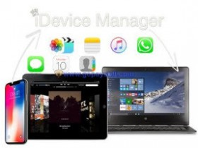 iDevice Manager Pro Edition 8.1.0.0破解版