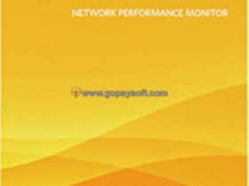 SolarWinds Network Performance Monitor (NPM) 12.0.1破解版