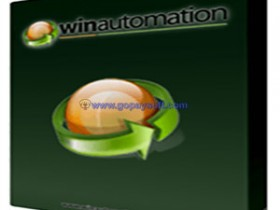 WinAutomation Professional Plus 8.1破解版