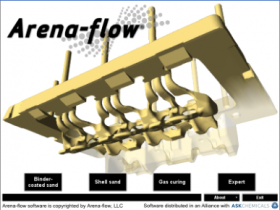 CPFD Arena Flow 7.5.0