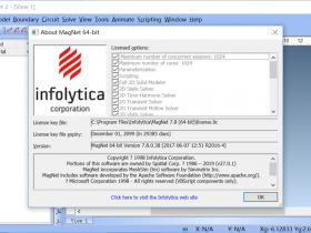 Infolytica Products 2018 Suite 破解版