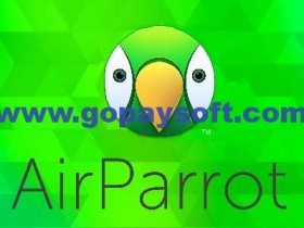 AirParrot 3.1.1.123破解版