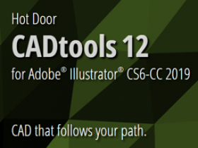 Hot Door CADtools 12.1.2 for Adobe Illustrator Win破解版