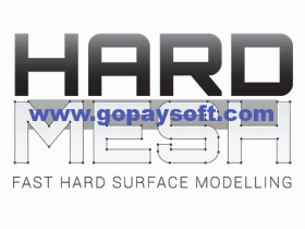 Hardmesh Tools 2.2.1 for Maya 2017-2018破解版
