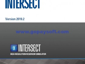 Schlumberger Intersect 2019.2