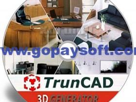 Truncad 2020.37/ 3DGenerator 13破解版