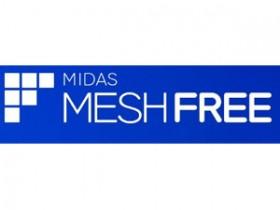 Midas MeshFree 2020 R2 V410.2 build 202007破解版